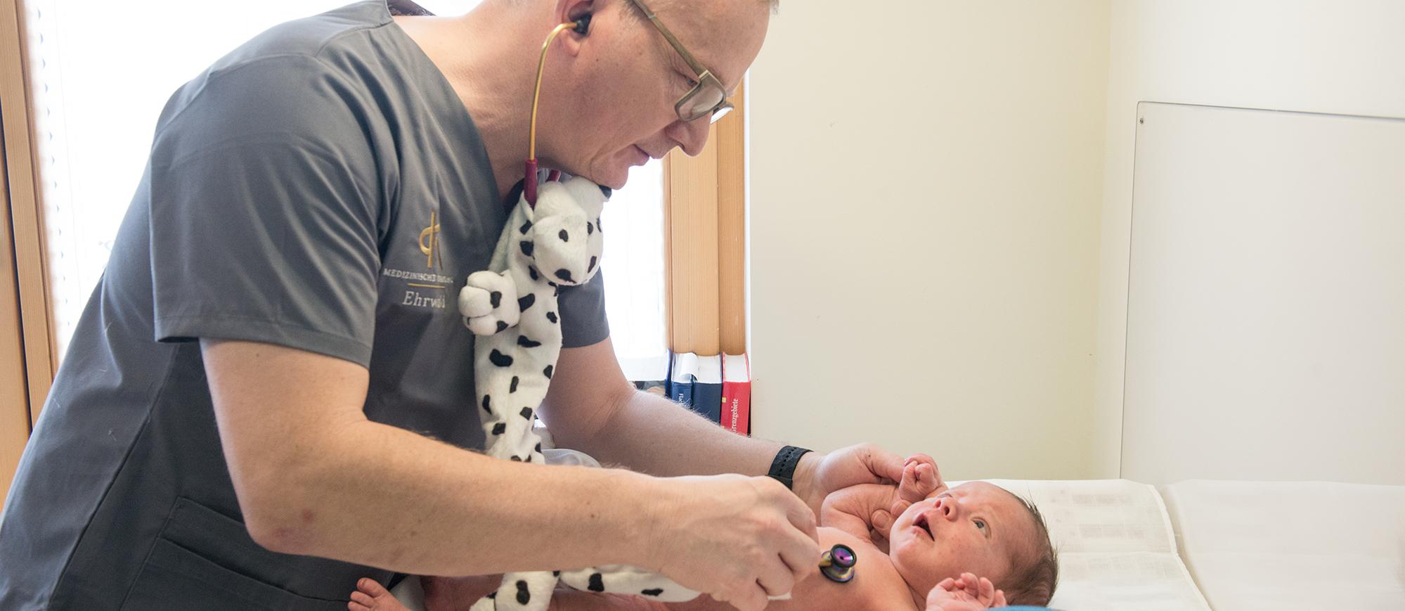 Medizinische Versorgung Ehrwald, Mutter-Kind-Pass alle Untersuchungen, Vorsorge bei Dr. Kewitz