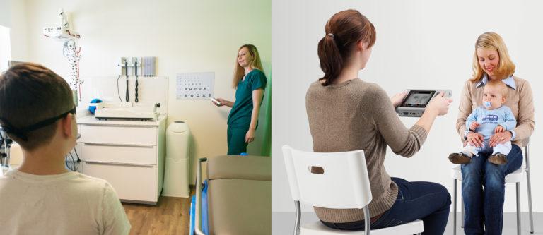 Medizinische Versorgung Ehrwald, Sehtest für Mutter-Kind-Pass in Ehrwald bei Dr. Kewitz
