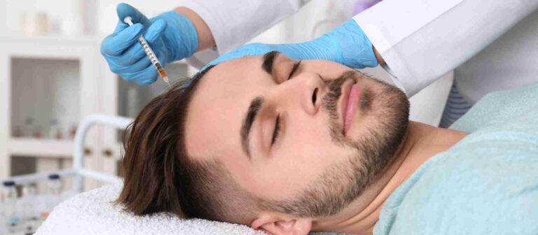 Ehrwald Behandlung gegen Haarausfall und dünner werdendem Haar bei Dr. Kewitz