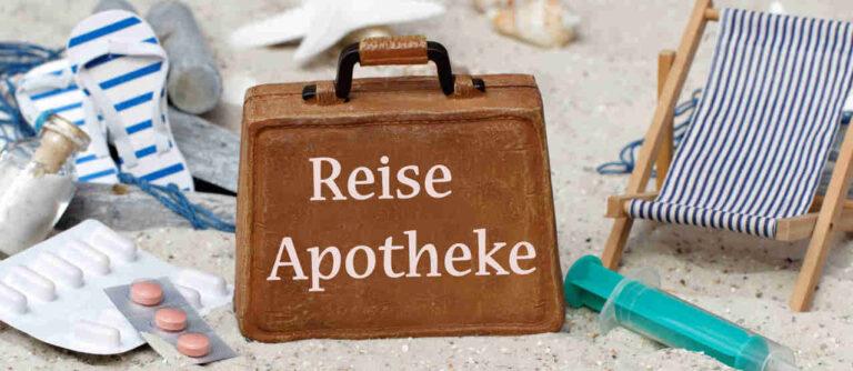 Reiseapotheke und Reisegesundheit Praxis Dr. Kewitz Ehrwald Tirol