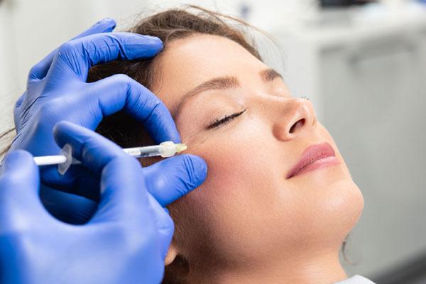 Hyaluronsaeure Behandlung