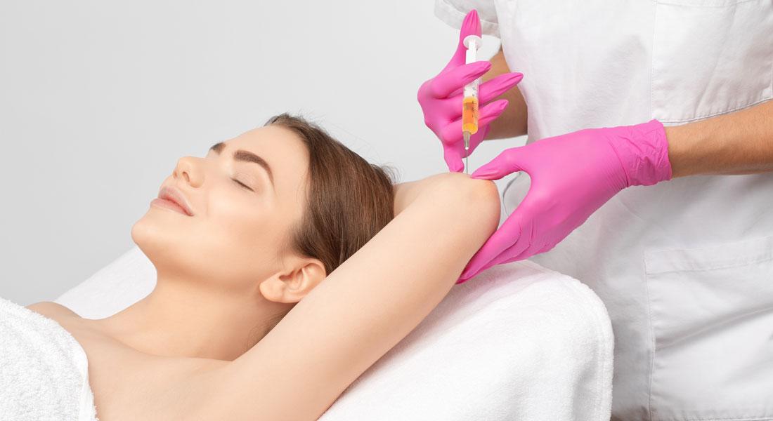 PRP Therapie Plasmatherapie